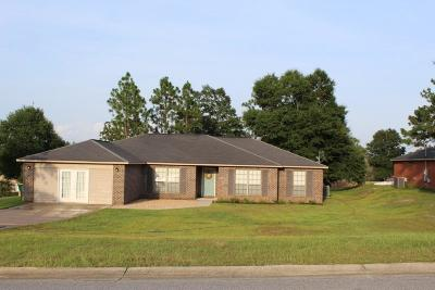 Crestview FL Single Family Home For Sale: $227,000