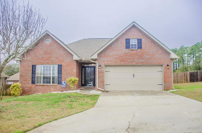 Crestview Single Family Home For Sale: 507 Sessile Circle