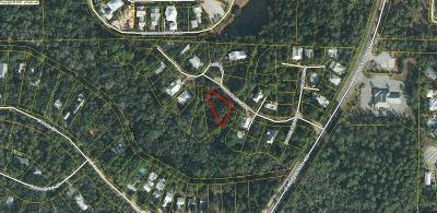 Santa Rosa Beach FL Residential Lots & Land For Sale: $450,000