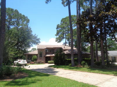 Niceville Single Family Home For Sale: 1517 Pinehurst Cove