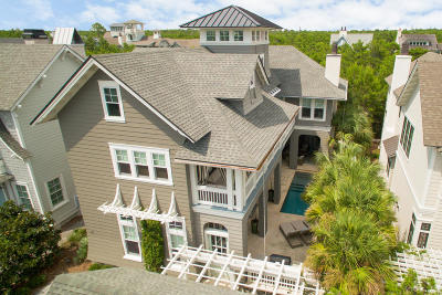 WaterSound, watersound, Watersound Beach Single Family Home For Sale: 34 Tidepool Lane