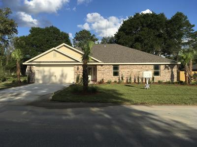 Fort Walton Beach Single Family Home For Sale: 805 Patio Street