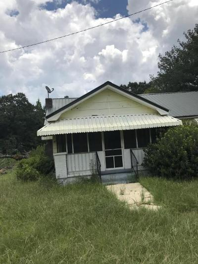 Ponce De Leon FL Single Family Home For Sale: $88,150