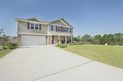 Crestview Single Family Home For Sale: 3002 Raven Lane