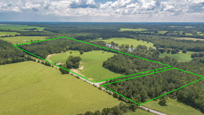 Defuniak Springs Residential Lots & Land For Sale: 1618 Aplin Road