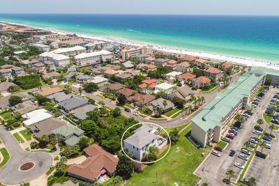Miramar Beach Single Family Home For Sale: 119 Avalon Boulevard