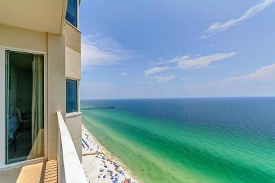 Panama City Beach Condo/Townhouse For Sale: 16819 Front Beach Road #UNIT 270