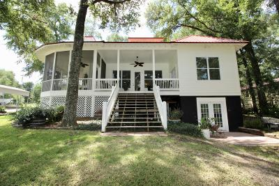Defuniak Springs Single Family Home For Sale: 871 Squirrel Road