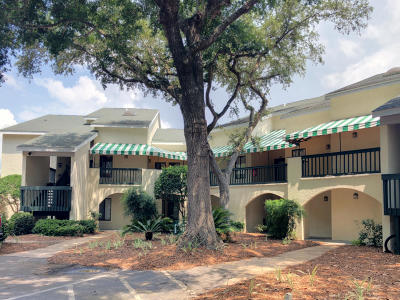 Niceville Condo/Townhouse For Sale: 204 Westlake Court #204