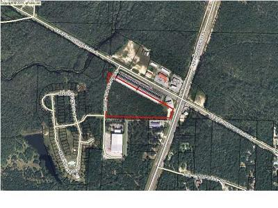 Commercial For Sale: 10 Acres Hwy 331