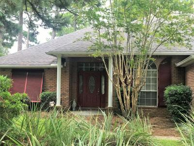 Destin Single Family Home For Sale: 1 Indian Bayou Drive