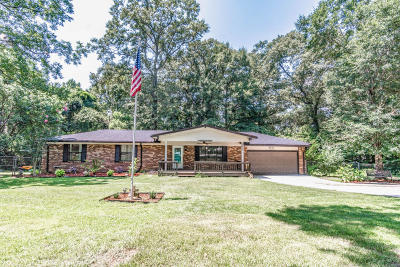 Crestview Single Family Home For Sale: 2834 Lake Silver Road