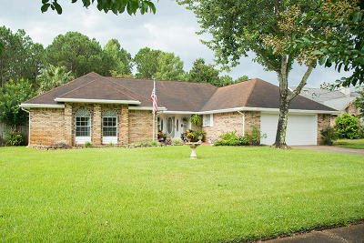 Single Family Home For Sale: 507 E Timberlake Drive