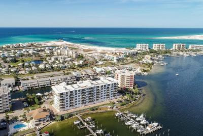 Destin Condo/Townhouse For Sale: 211 Durango Road #UNIT 412