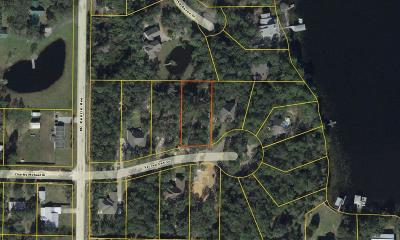 Panama City Residential Lots & Land For Sale: 5109 Sacred Oak Drive