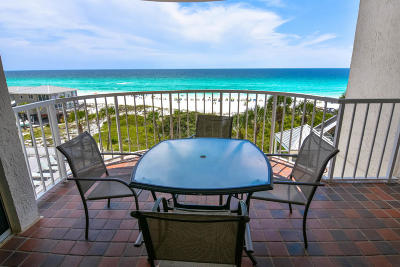 Miramar Beach Condo/Townhouse For Sale: 9815 W Us Highway 98 #UNIT A40