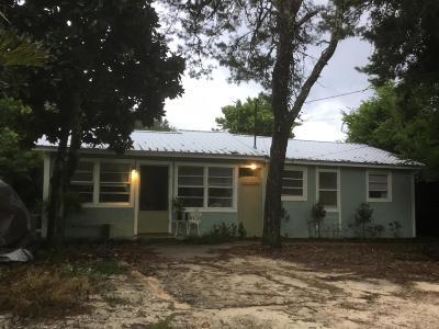 Panama City Beach Single Family Home For Sale: 314 La Paloma Place
