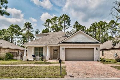 Santa Rosa Beach Single Family Home For Sale: 195 Cox Road