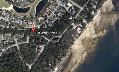 Panama City Residential Lots & Land For Sale: 3518 Cottage Cove Lane