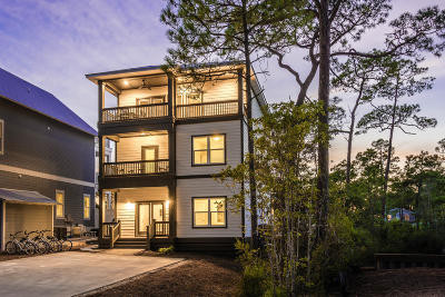 Santa Rosa Beach FL Single Family Home For Sale: $1,999,000