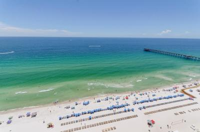 Panama City Beach Condo/Townhouse For Sale: 15817 Front Beach Road #UNIT 1-2