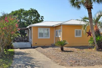 Panama City Beach Single Family Home For Sale: 304 S San Souci Boulevard