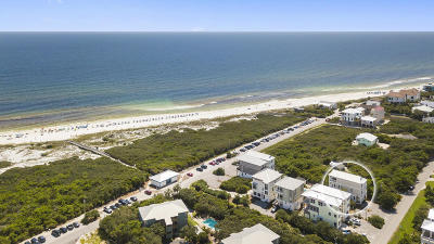 Inlet Beach Single Family Home For Sale: 27 Pompano Street