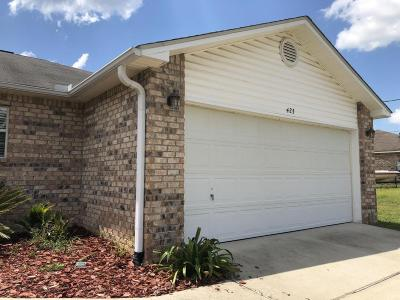 Crestview Single Family Home For Sale: 423 Bobby Drive
