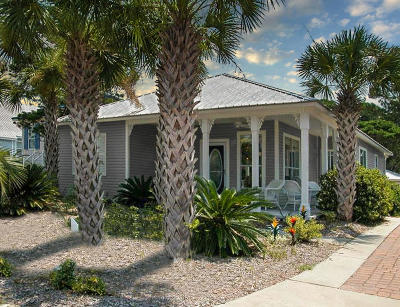 Santa Rosa Beach Single Family Home For Sale: 52 Gulf Winds Way