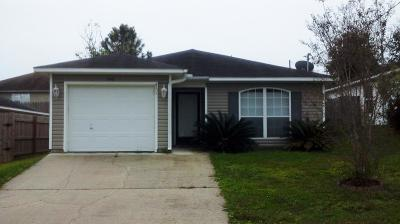 Crestview Single Family Home For Sale: 340 Apple Drive