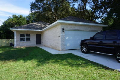 Niceville Single Family Home For Sale: 632 Gingko Avenue