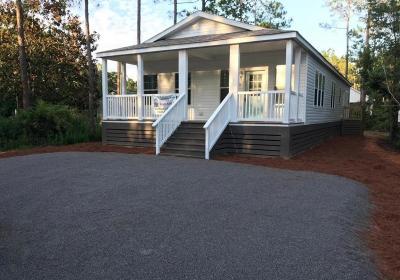 Santa Rosa Beach Single Family Home For Sale: 74 Central 8th Street