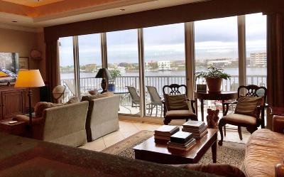 Destin Condo/Townhouse For Sale: 508 Harbor Boulevard #UNIT 202