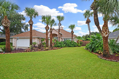 Panama City Beach Single Family Home For Sale: 126 Palm Crossing Boulevard
