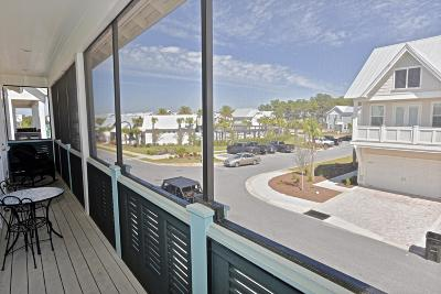 Inlet Beach Condo/Townhouse For Sale: 8 E Milestone Drive #UNIT C