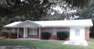 Crestview Single Family Home For Sale: 6115 N Willow Lane