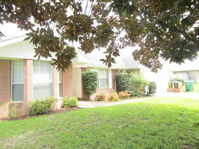 Crestview Single Family Home For Sale: 344 Riverchase Boulevard