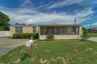 Panama City Beach Single Family Home For Sale: 302 Laureno Place