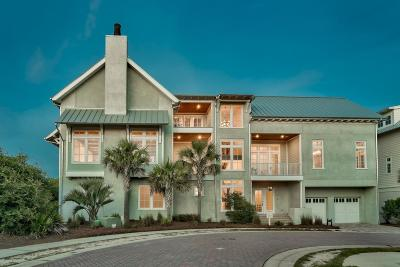 Santa Rosa Beach Single Family Home For Sale: 140 S Heritage Dunes Lane