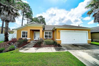 Single Family Home For Sale: 3603 Bay Tree Road