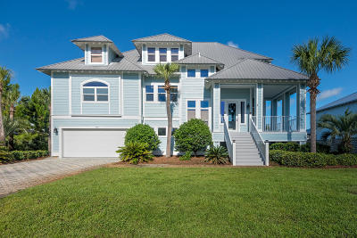 Santa Rosa Beach Single Family Home For Sale: 169 N Cypress Breeze Boulevard