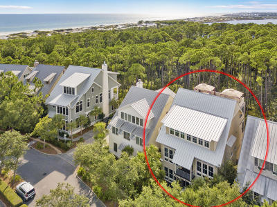 Santa Rosa Beach FL Single Family Home For Sale: $3,795,000