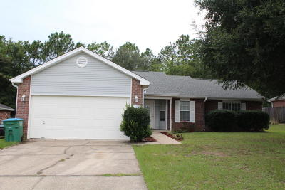 Crestview FL Single Family Home For Sale: $178,500