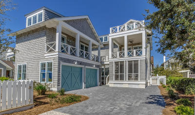 Watersound, Seacrest, Rosemary Beach Single Family Home For Sale: 20 S Founders Lane
