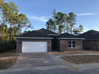 Santa Rosa Beach Single Family Home For Sale: Lot 17 Gustaf Drive