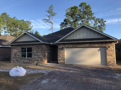 Santa Rosa Beach Single Family Home For Sale: Lot 18 Gustaf Drive