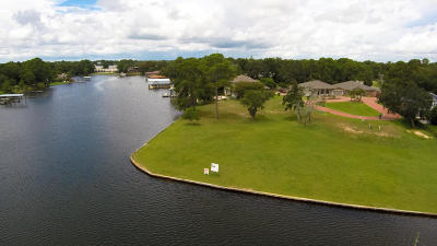 Fort Walton Beach Residential Lots & Land For Sale: 1020 Le Bayou Bend