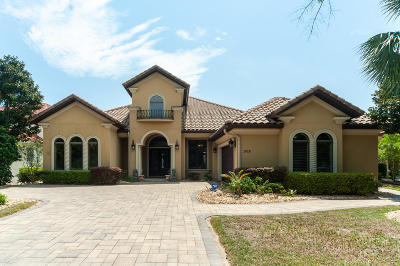 Destin FL Single Family Home For Sale: $920,000