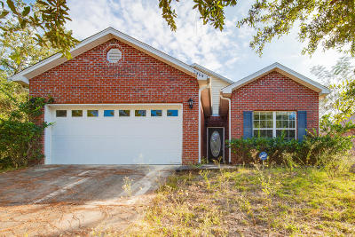 Crestview Single Family Home For Sale: 2464 S Lakeview Drive