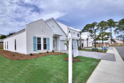 Panama City Beach Single Family Home For Sale: 128 Sea Breeze Circle